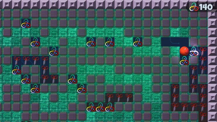 Supaplex: Second Chance screenshot-3
