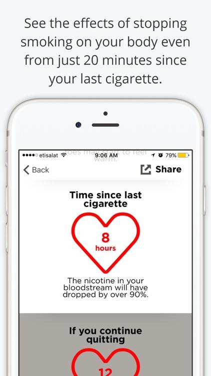 The Quit Smoking App v2 screenshot-3