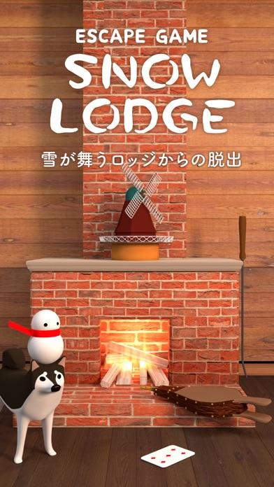 脱出ゲーム Snow Lodgeのスクリーンショット1