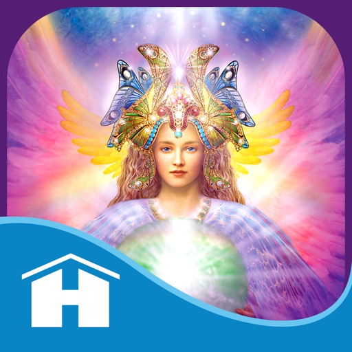 Angel Answers Oracle Cards iOS App