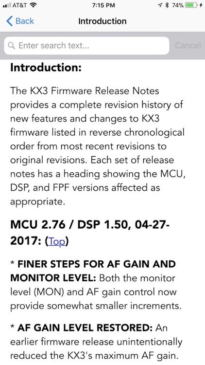Kxx Programmer's Reference screenshot-3