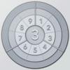 Sudoku: Roundoku Silver 3