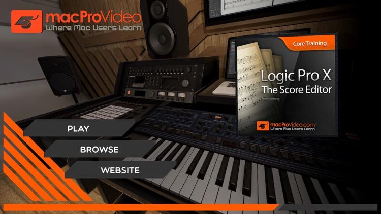 Score Editor in Logic Pro X screenshot-0