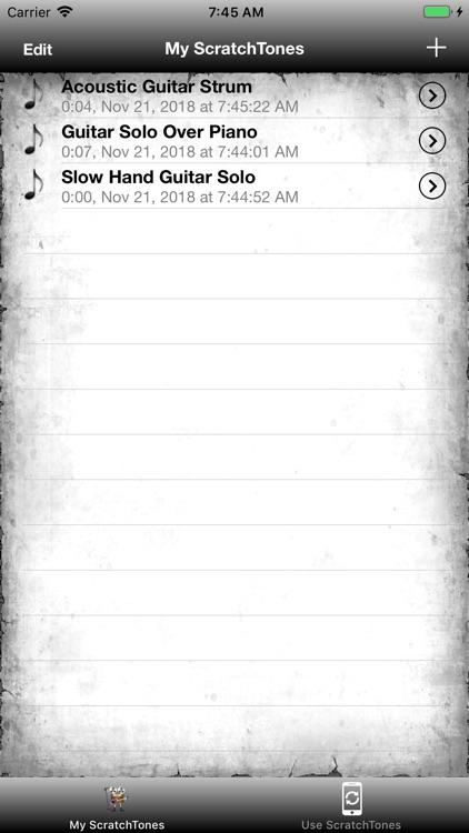 ScratchTones screenshot-6