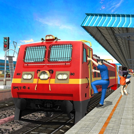 Download Indian Train Simulator - 2018 free for iPhone, iPod and iPad
