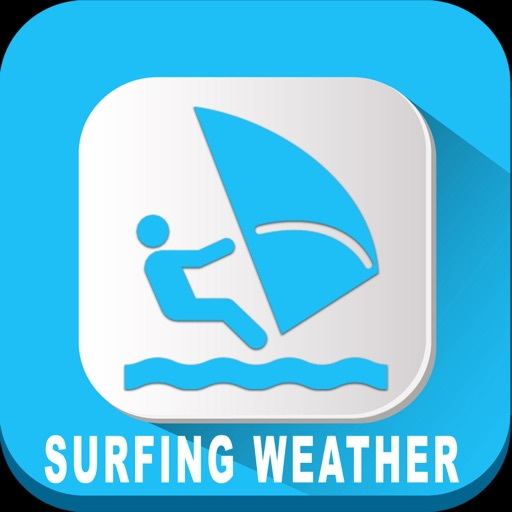 Surfing Weather Forecast NOAA