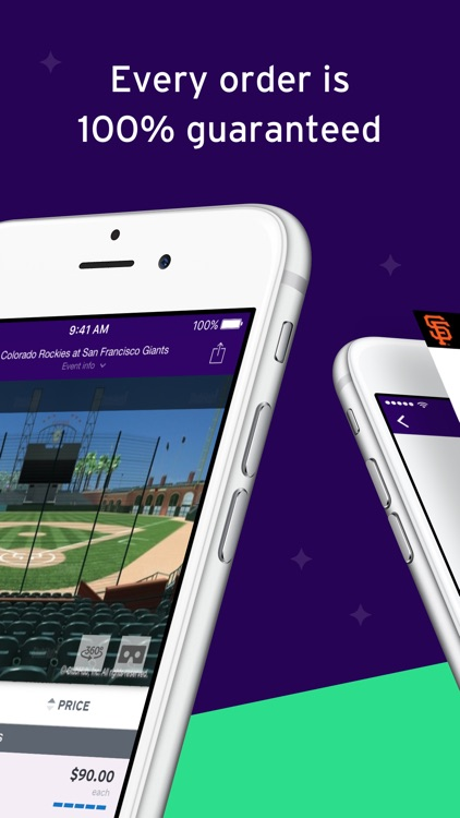 StubHub - Tickets to Sports, Concerts & Theatre screenshot-1