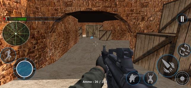 Critical Counter Terrorist 3D