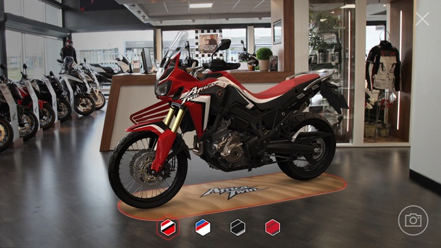 Honda Motorcycles Experience on the App Store