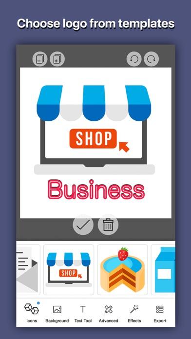 Logo Shop Creator - Logo Maker screenshot four