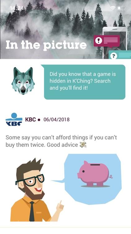 KBC Brussels K'Ching screenshot-9