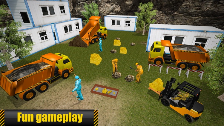 Gold Miner Construction Game screenshot-5