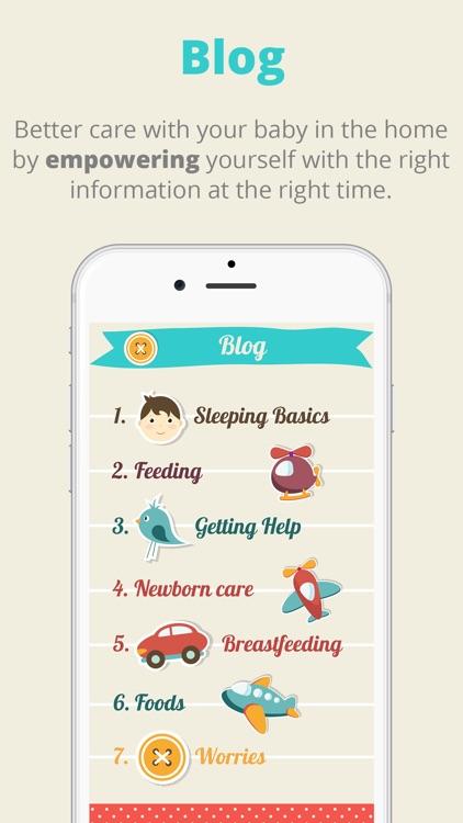 Baby Tracker - Newborn Care screenshot-3