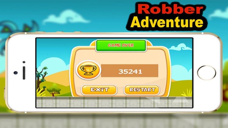 Robber Adventure PRO screenshot-4
