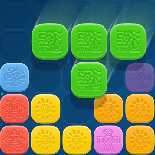 Mayan Blocks Puzzle