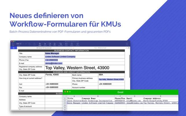 PDFelement 6 Pro - PDF-Lösung Screenshot