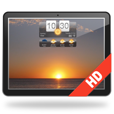 天气HD - 动态壁纸和屏保 for mac