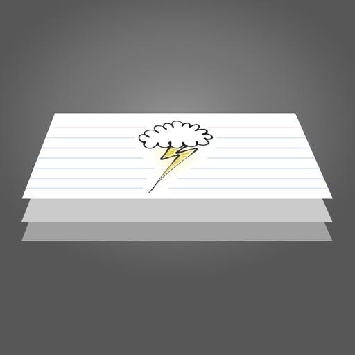 Cardflow: Index & Flash Cards
