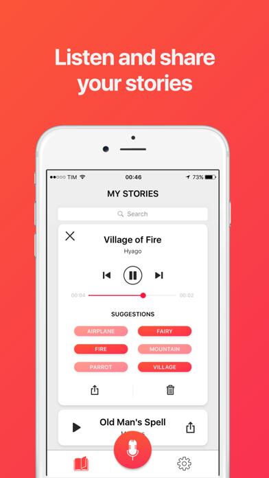 OUaT - Creative Storytelling screenshot four