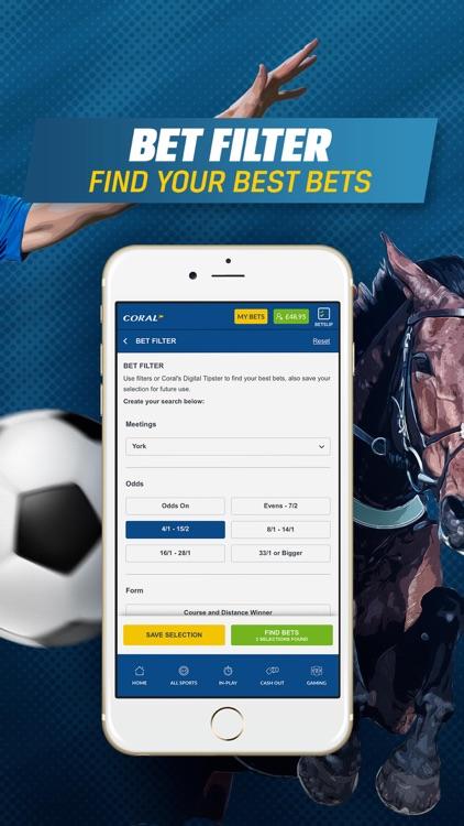 Coral Sports Betting & Casino