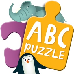 ABC Animal Puzzle.