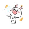 avneet sandhu - Crazy Bunny Animated  artwork