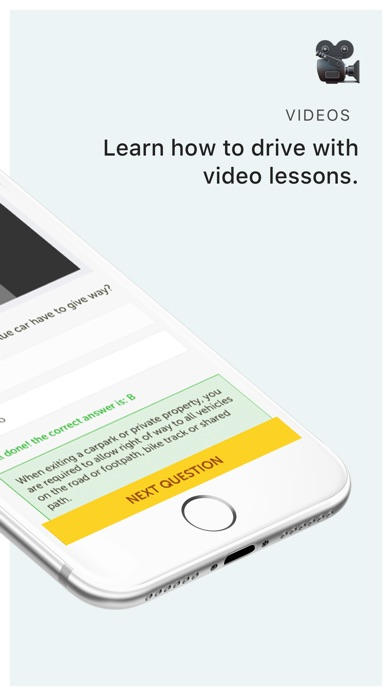 Screenshot for Road Code Learners Test NZ in New Zealand App Store