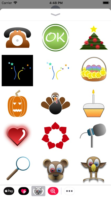 KidzStickers screenshot-1