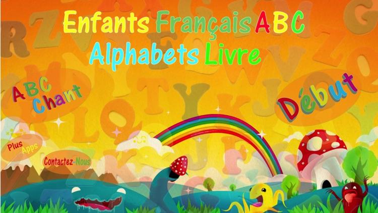 Learn French ABC Alphabets fun screenshot-4