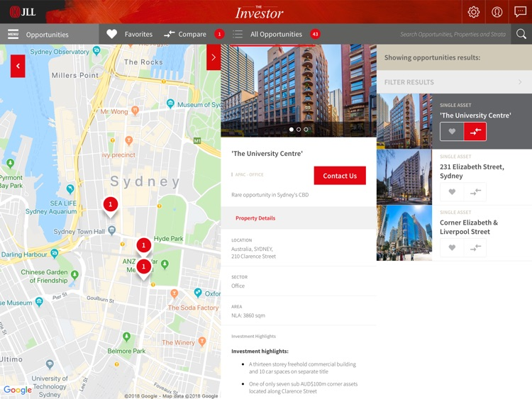 JLL The Investor screenshot-4