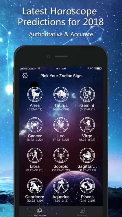 Horoscope + Zodiac Astrology