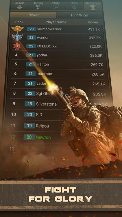 War Zone: World War RPG Game screenshot-4