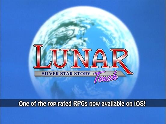 Lunar Silver Star Story Touch на iPad