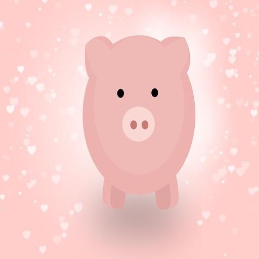 Pig Stickers - Sid Y