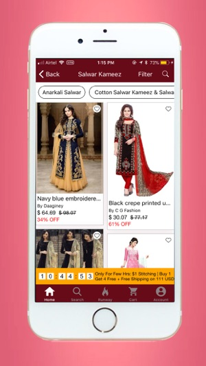 MIRRAW - Online Shopping App on the App Store