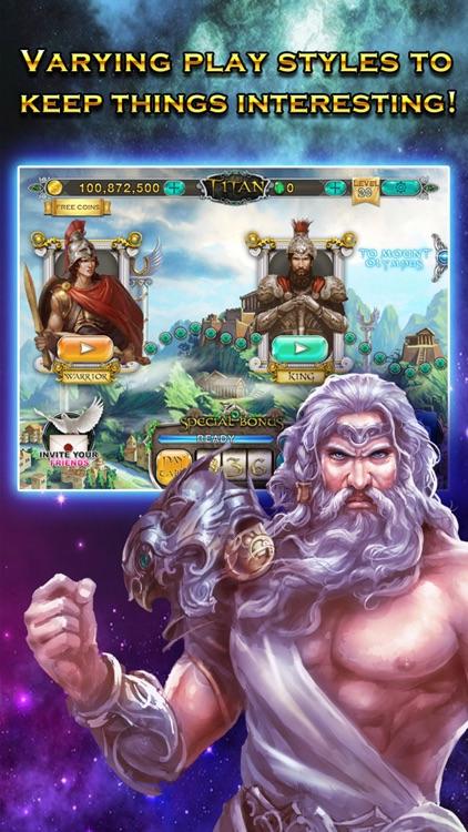 Slots™ HD - Titan's Way screenshot-0