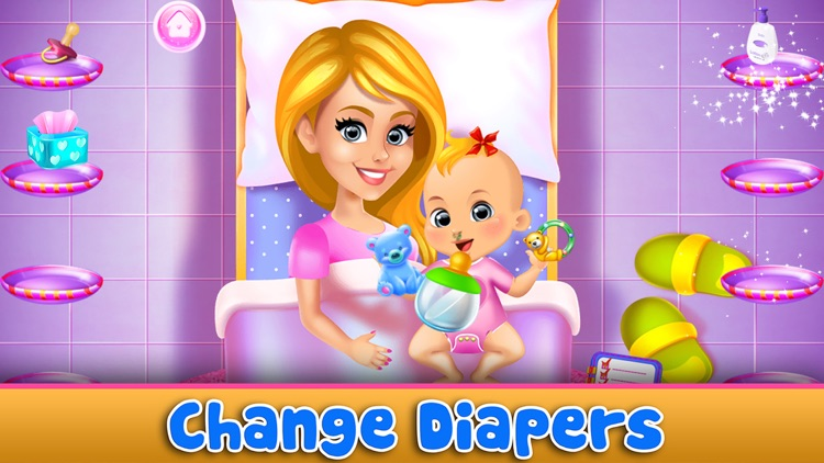 Baby Grows Up Party screenshot-8