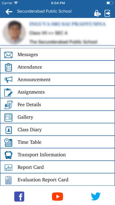 Secunderabad Public School screenshot 5