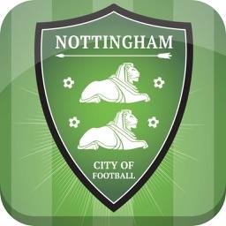 Nottingham City Of Football