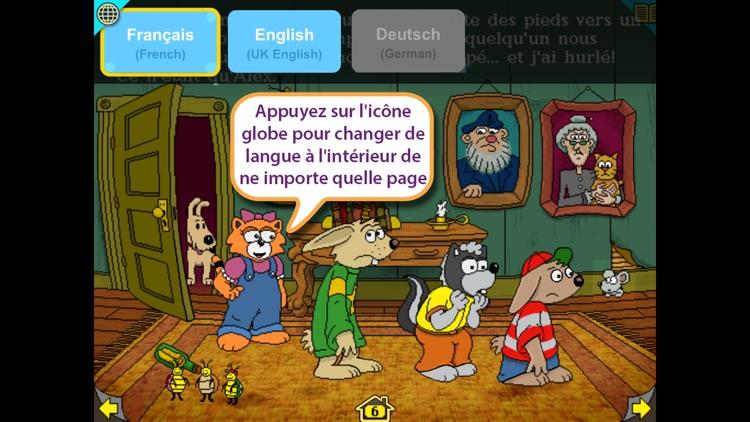 FR-Harry et la Maison Hantée screenshot-4