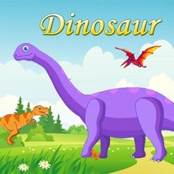 恐龙拼图-儿童益智游戏
