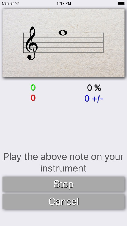 Play That Note Game