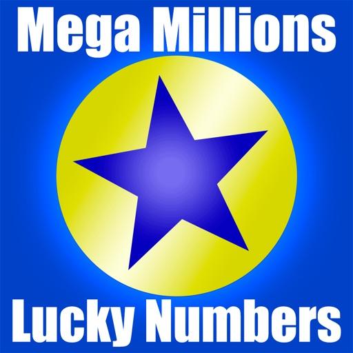 Mega Millions Lucky Numbers iOS App
