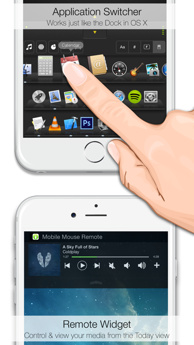 Mobile Mouse Remote Screenshot 1