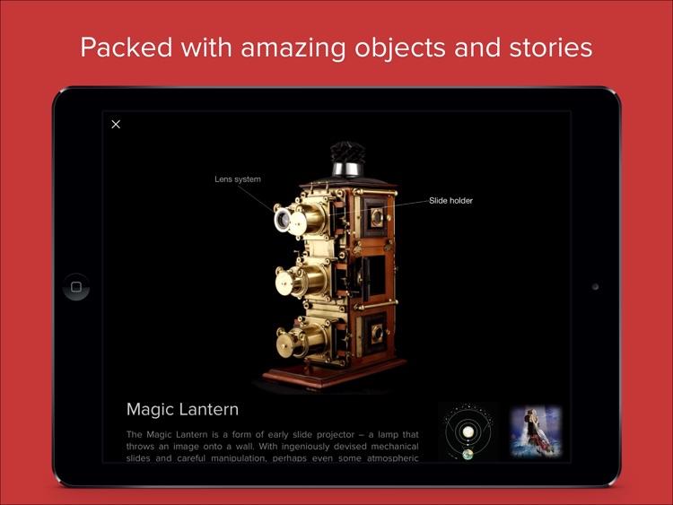 Journeys of Invention screenshot-4