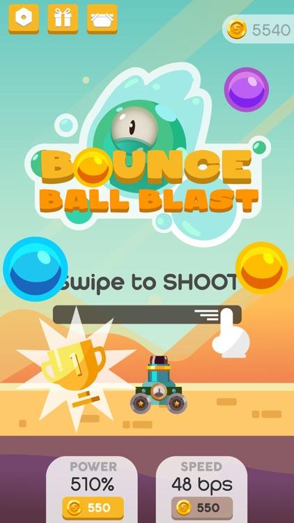 Bounce Ball Blast screenshot-0