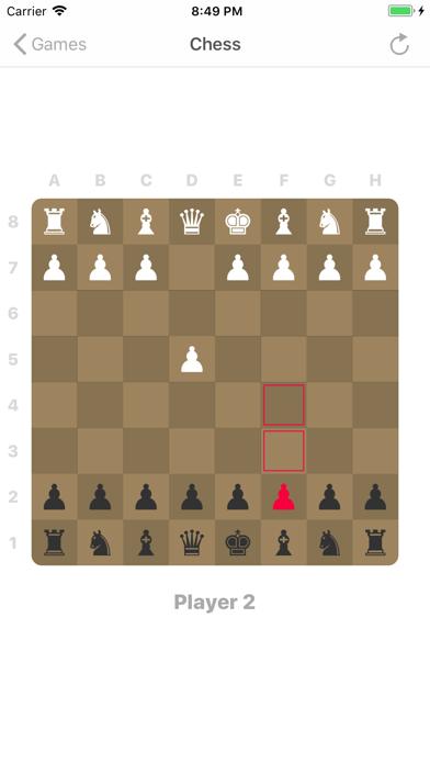 Gameboard & Repo screenshot three