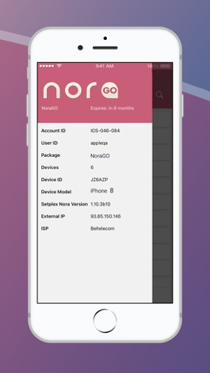 NoraGO on the App Store