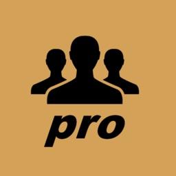 ContactsPro Lite - groups & more!