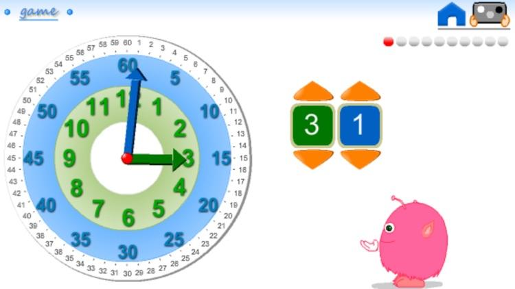 :-) Telling Time screenshot-5